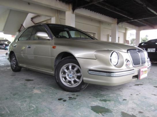 2000 Subaru Impreza Wagon Casablanca Edition Original