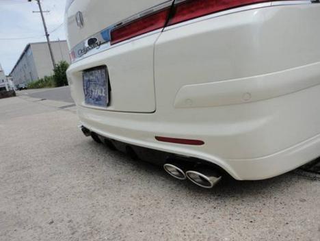 FOTD 2.1 Honda Odyssey VIP white 5
