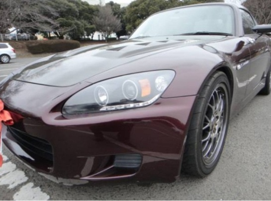 FOTD 2016.1.29 (honda s2000 purple) 5
