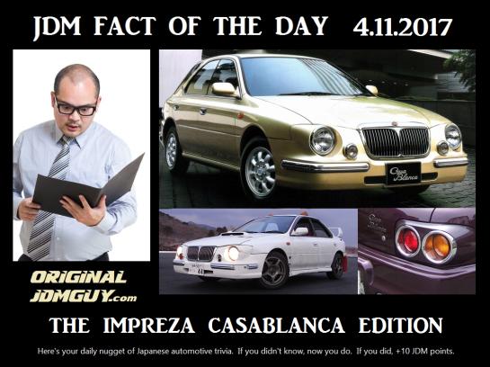 Fact 2016.4.11 (Impreza Casablanca 2) FINAL