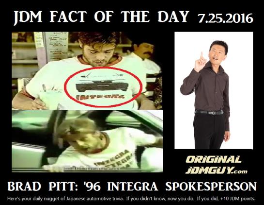 Fact 2016.7.25 (Brad Pitt Integra) FINAL