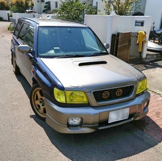 2001 Subaru Forester S/tb Impreza conversion | original JDM guy