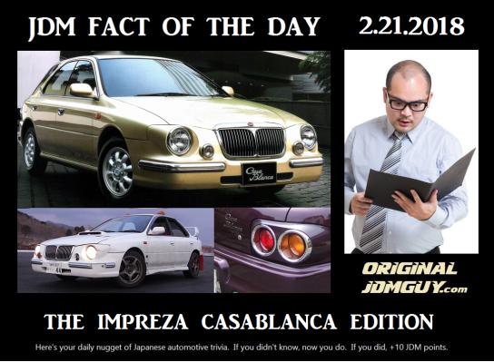 Fact 2018.2.21 (Impreza Casablanca) FINAL